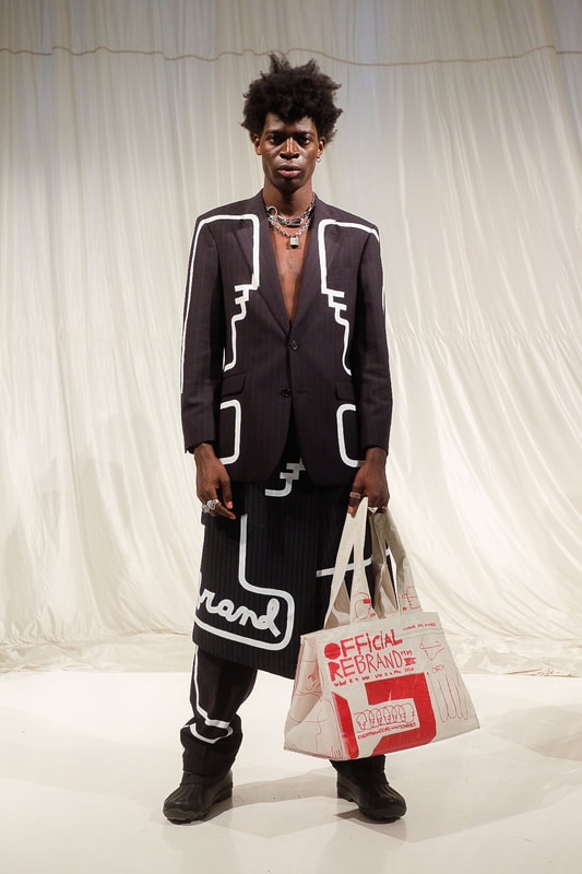 Official Rebrand WHAT IS A MAN, fashion, nyfw, New York fashion week, aw2020,