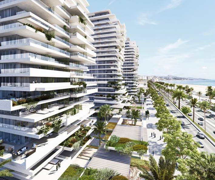 PICASSO TOWERS, MALAGA, EUROPE'S RESIDENTIAL ELITE, property,  spain, investment, luxury, apartments, investment