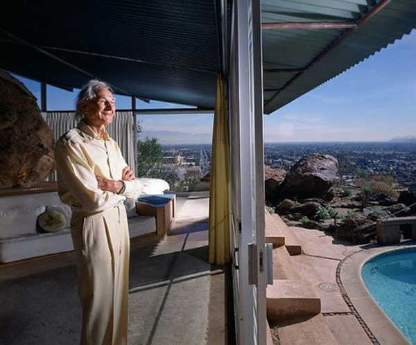 Albert  Frey, Palm Springs, architecture, design, John Porter Clark, Modernist, Coachella Valley